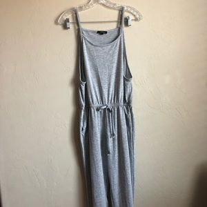 4/$25 NWOT Ambiance Drawstring Jumpsuit
